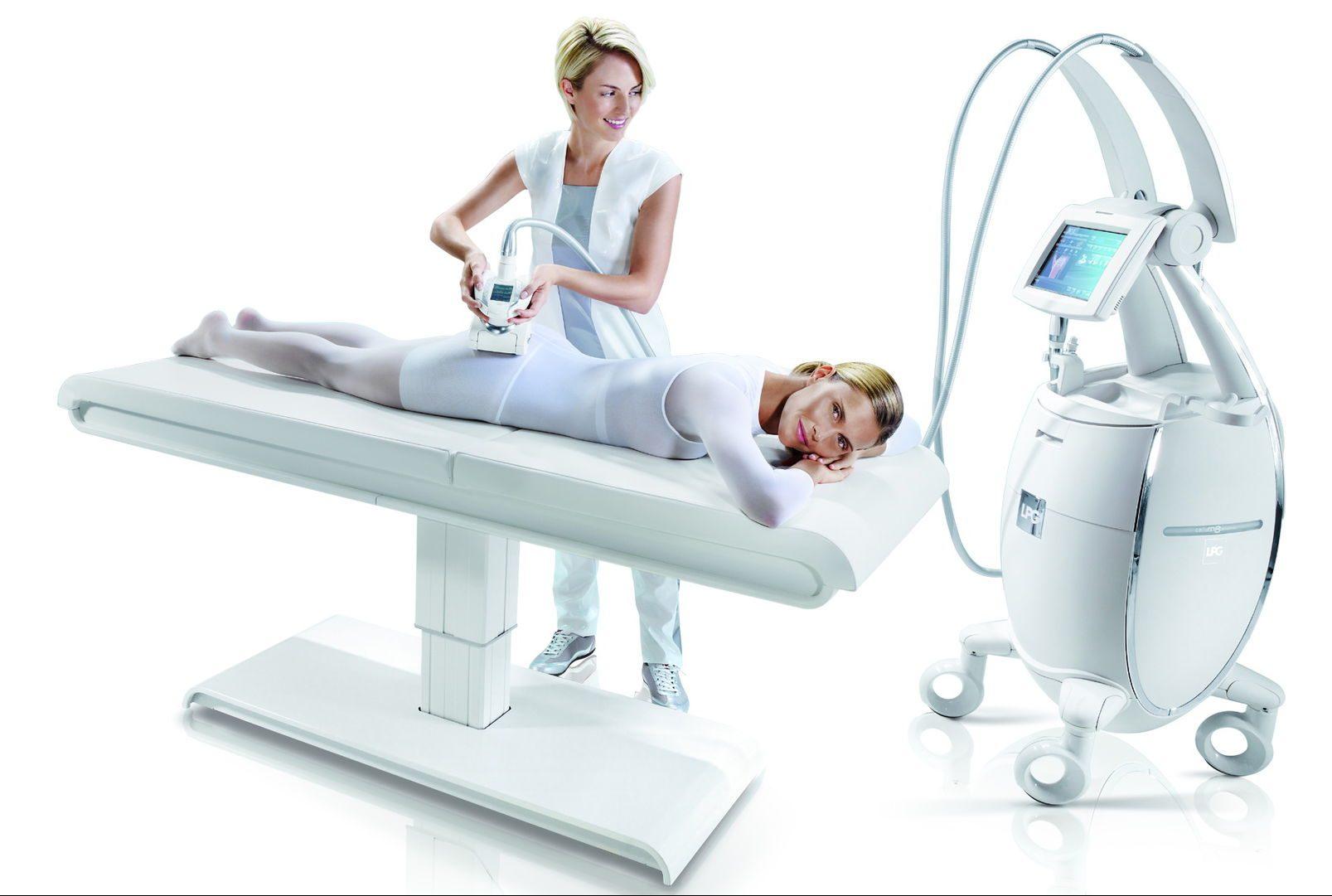 lpg масаж с lpg integral