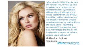 Катрин Дженкинс процедура intraceuticals